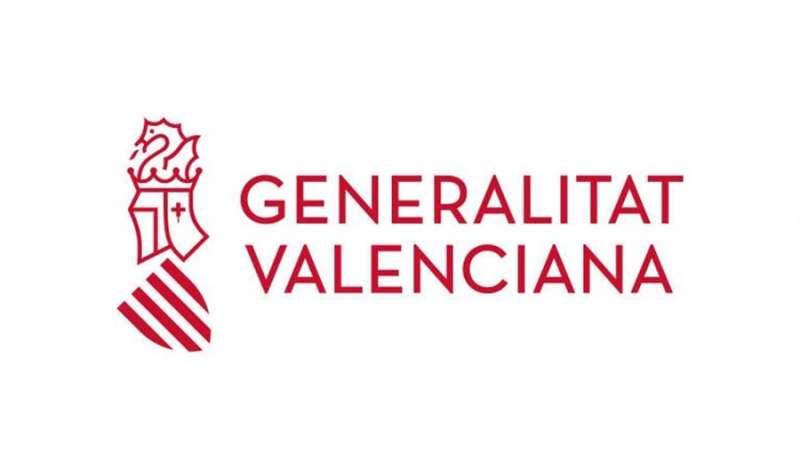 Logo de la Generalitat.