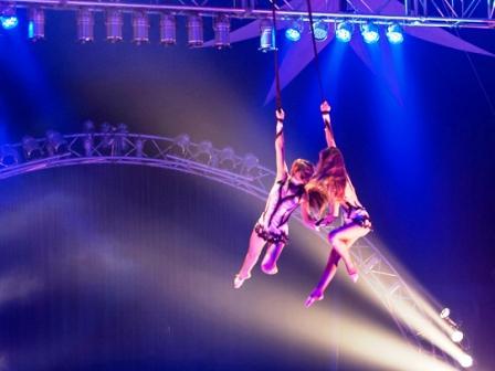 Circo de la Plaza de Toros de Valencia. Foto EPDA