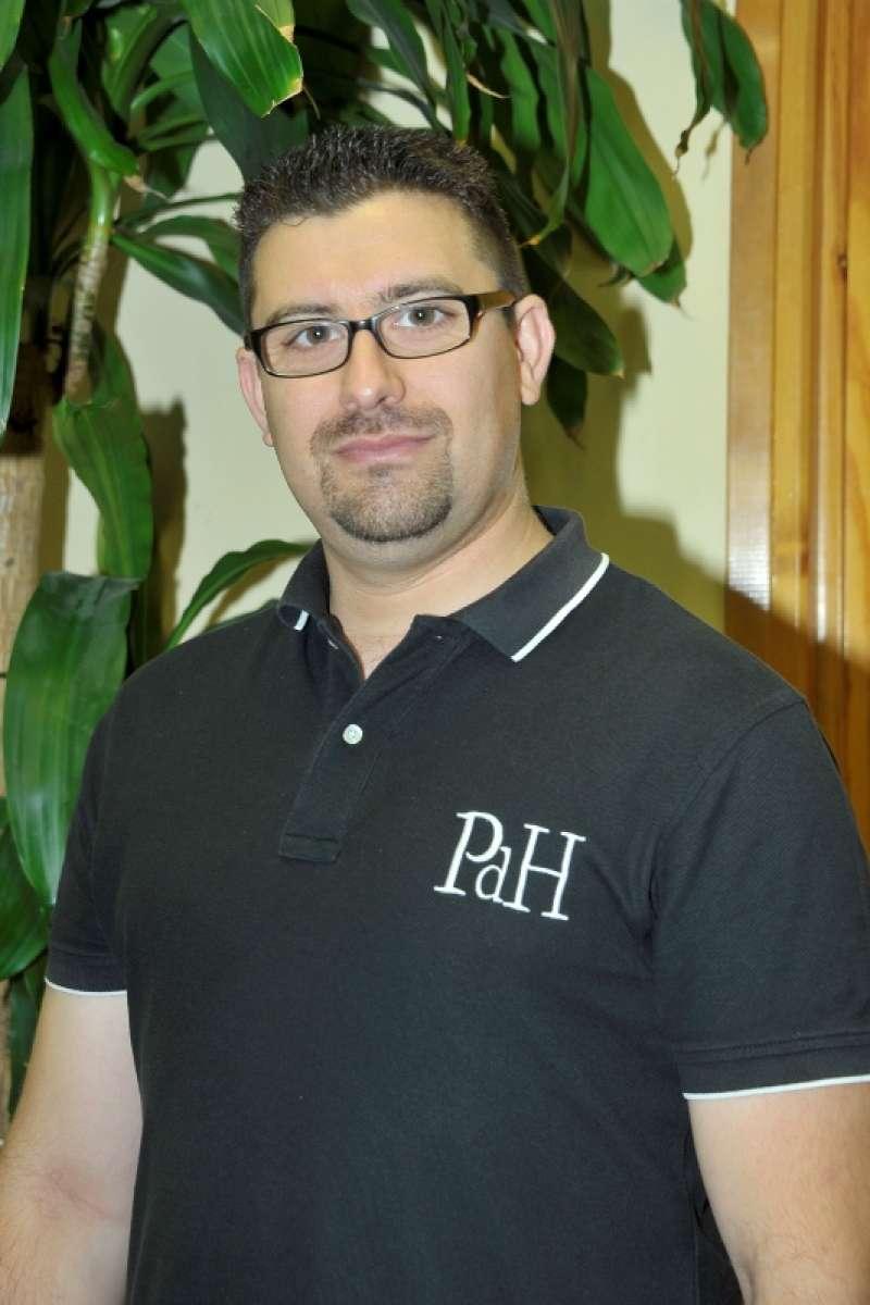 El concejal Sergio Moreno. EPDA