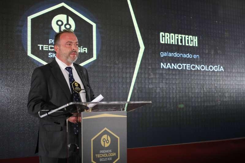 El presidente y CEO de la compañía, Antonio Sánchez