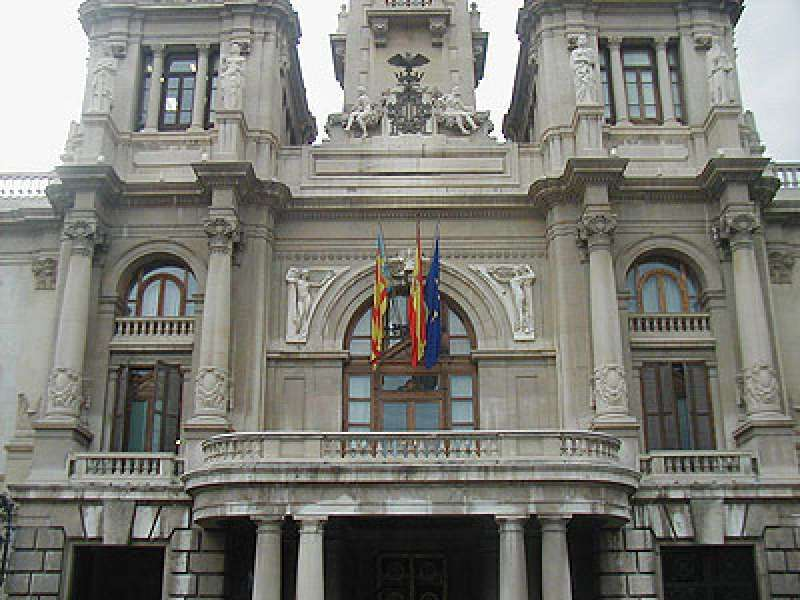 Ayuntamiento de València. EPDA
