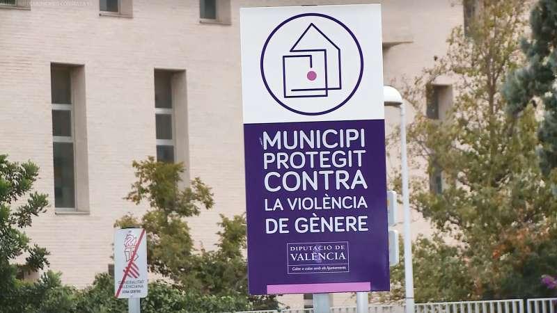 La Xarxa de la Diputació contra la violència de gènere. EPDA