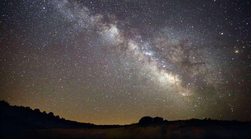 Esta noche observación astronómica