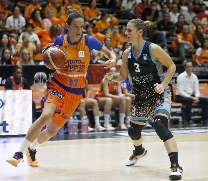 Imagen del partido. Miguel Ángel Polo