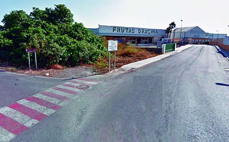 Carretera que uneix els municipis de Benavites y Quartell. EPDA