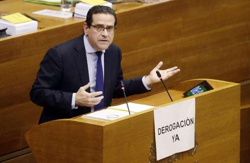 El diputado popular Jorge Bellver. EFE