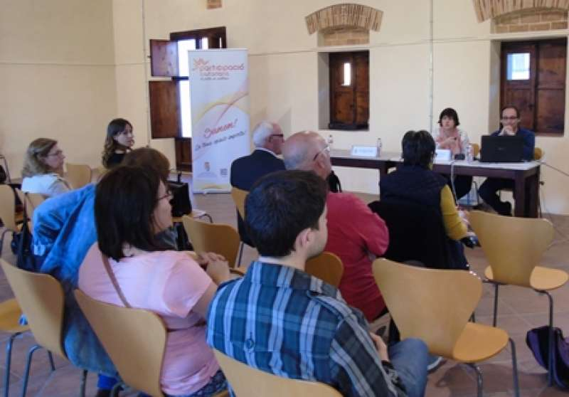 Presentació del pressupost participatiu. EPDA
