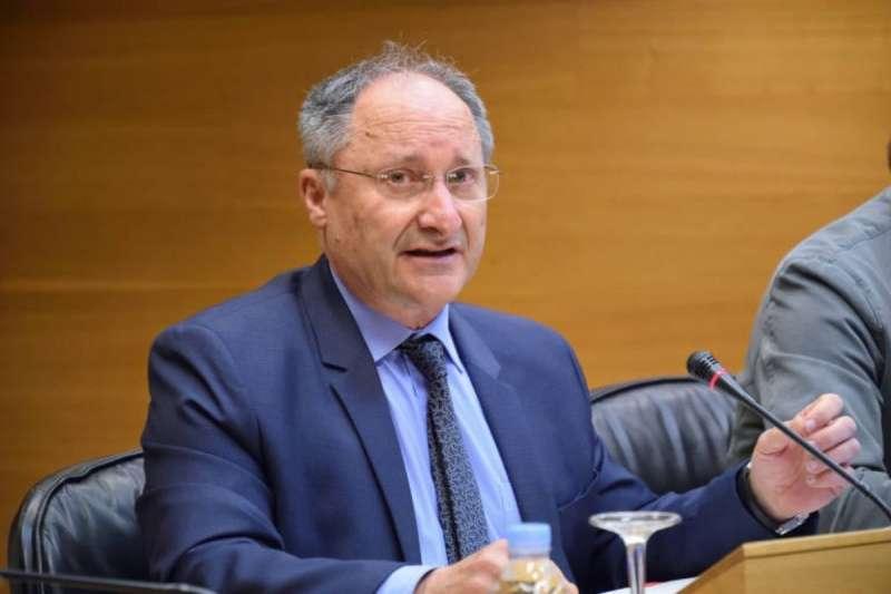 El director de la Agencia Antifraude, Joan Llinares