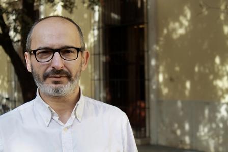 Eduardo Gómez, candidato a la Alcaldía de Valencia. EPDA