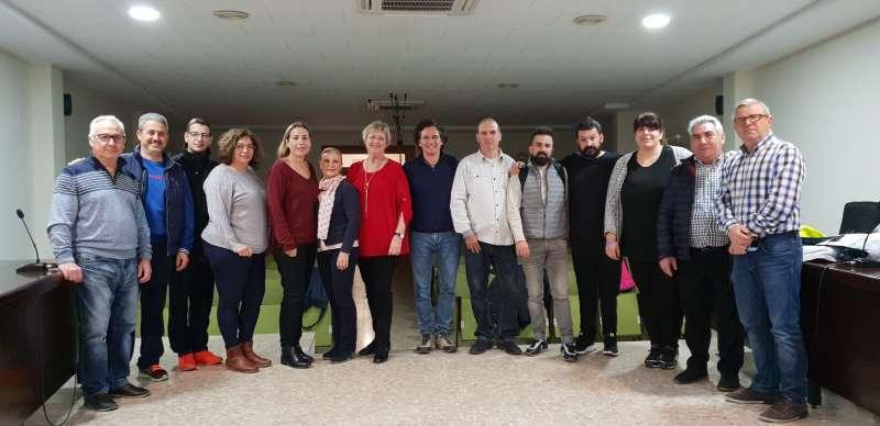 Nou Consell Sectorial de Festes de Meliana. EPDA