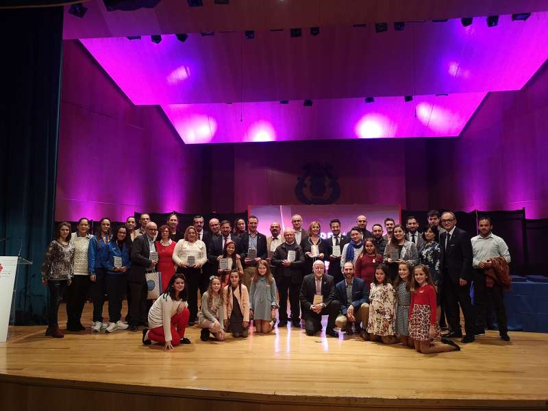 Foto Família III Premis EPDA Aquí Túria