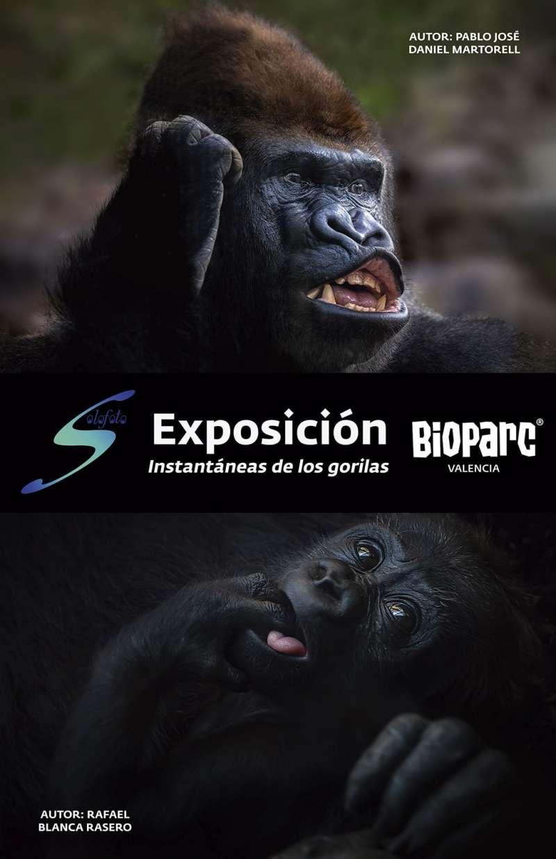 Cartel Exposición BIOPARC -EPDA