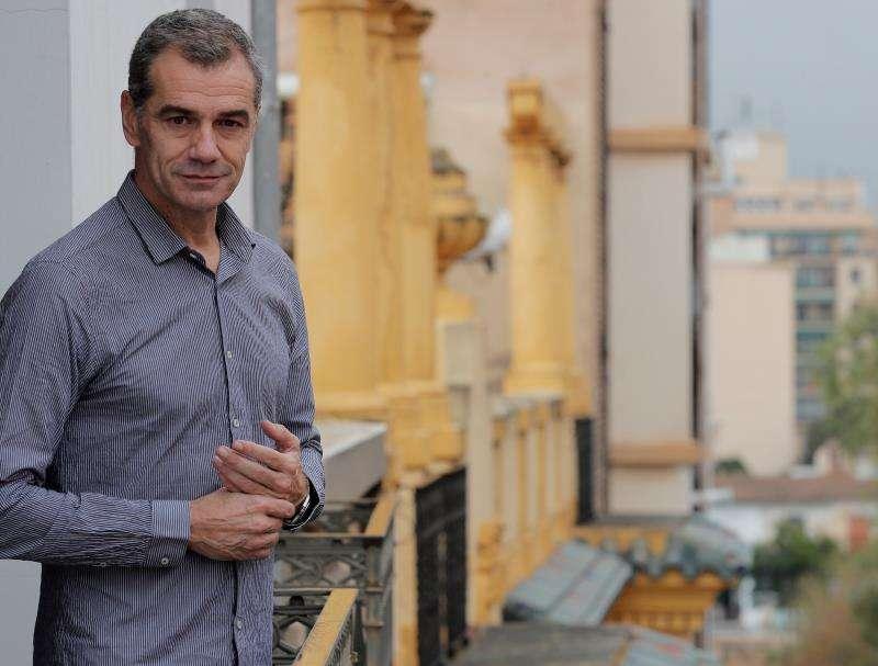 El diputado de Ciudadanos por Valencia Toni Cantó. EFE