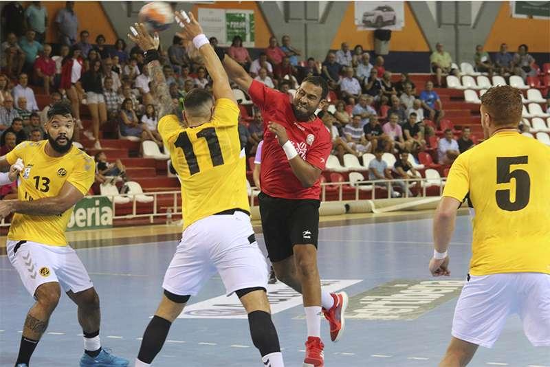 Victoria del equipo en el primer partido de la temporada