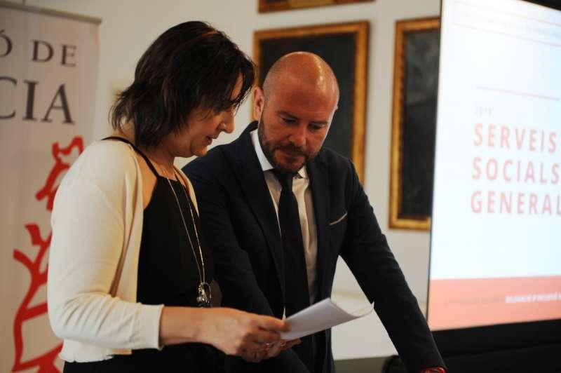 Imatge del president de la Diputació de València, Toni Gaspar/EPDA