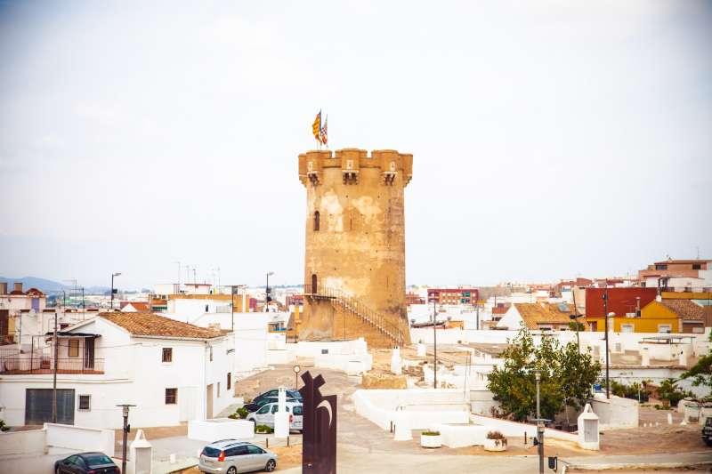 Imagen de la ciudad de Paterna. EPDA