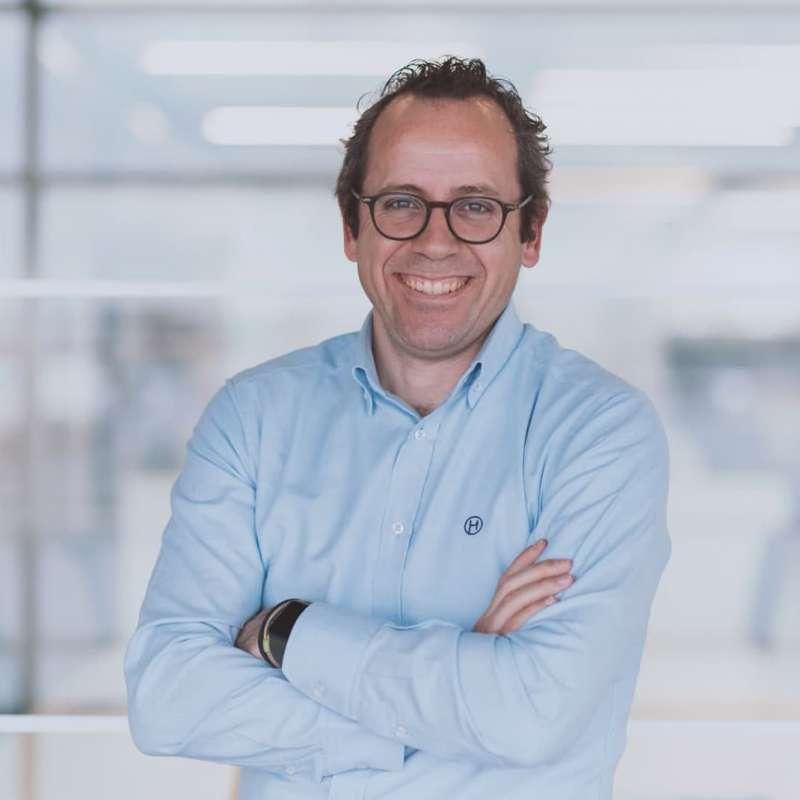 Sergio López, CEO de Viviendea
