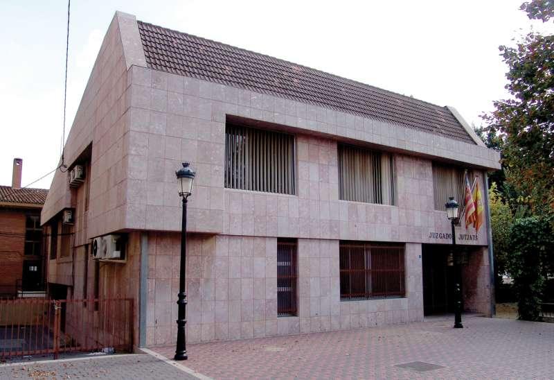 Edificio del Juzgado de Segorbe