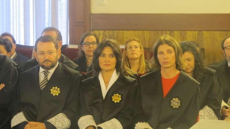 Imagen de los nuevos secretarios coordinadores