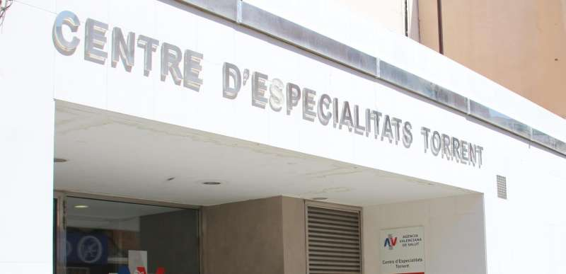 Consultorio de Santos Patronos de Torrent. EPDA