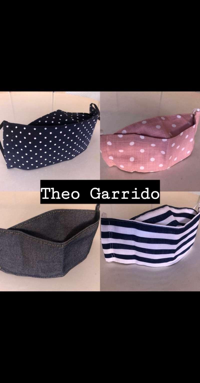 Creaciones de Theo Garrido.