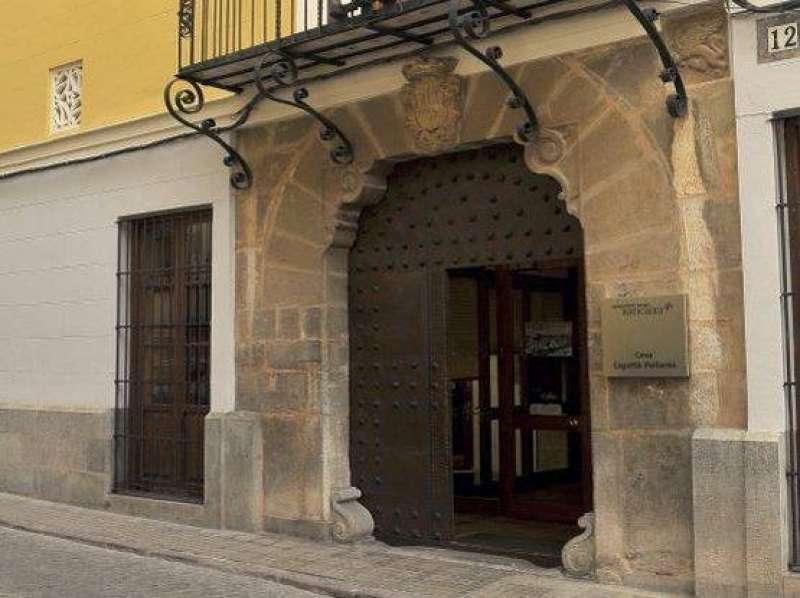 Fundación Bancaja Sagunt. EPDA
