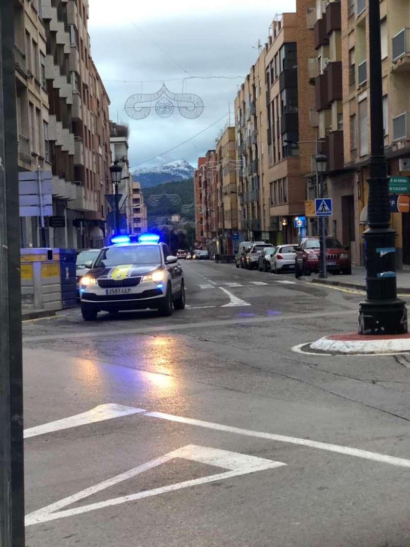Recorrerá las calles de la ciudad. Foto: MC. Calpe