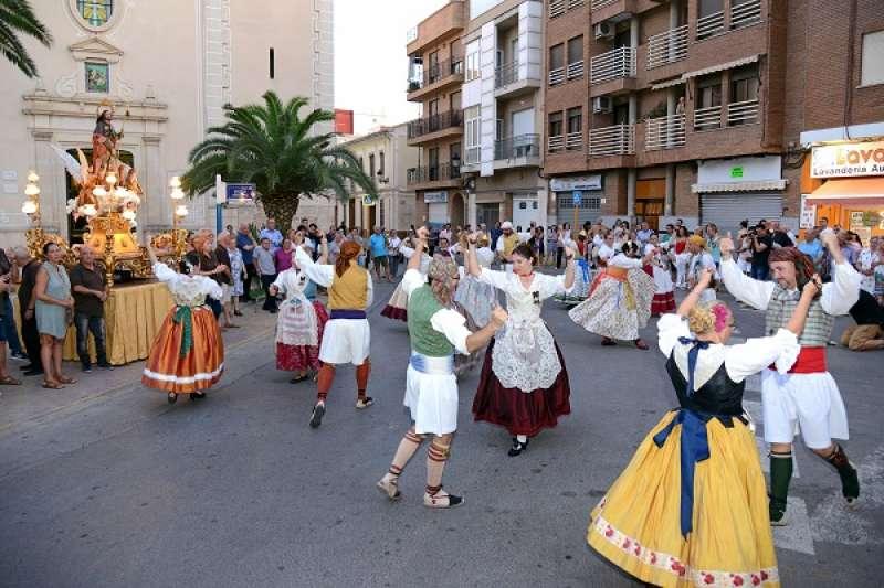 Festes de Sant Roc a Paiporta. EPDA