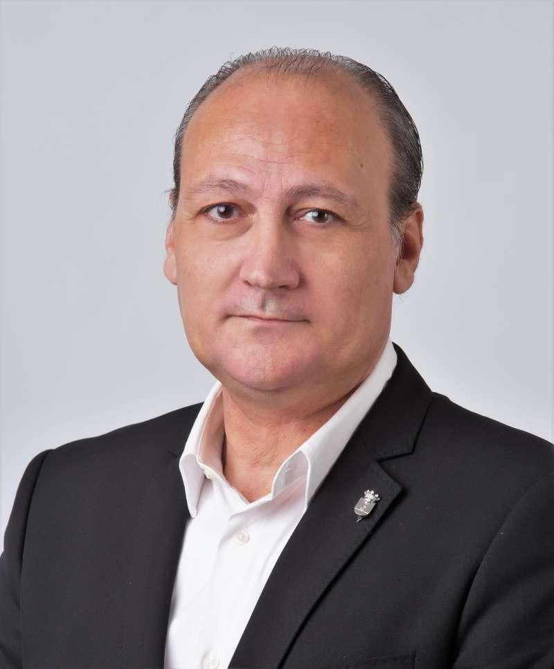 Juan Carlos Mellado, concejal de Ciudadanos en Alaquàs. EPDA