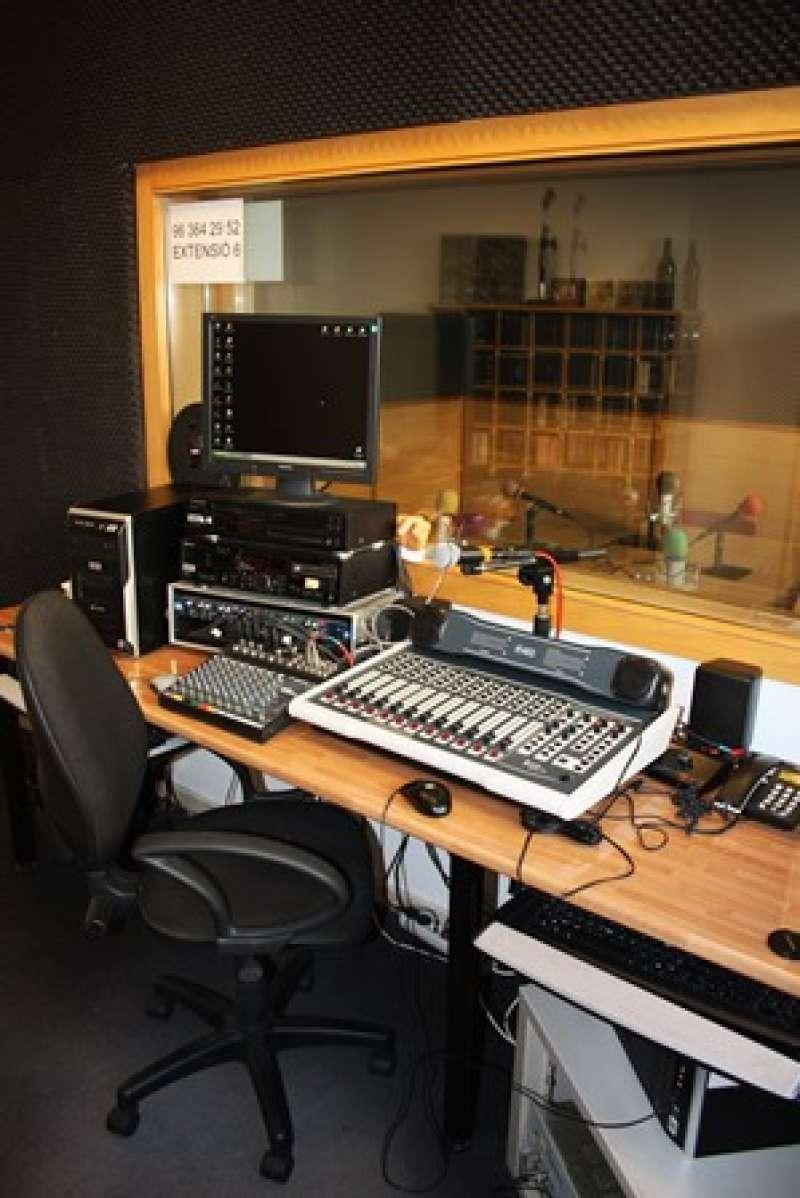 Control de Ràdio Godella. EPDA