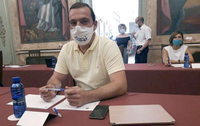Andrés Martínez diputado del PP