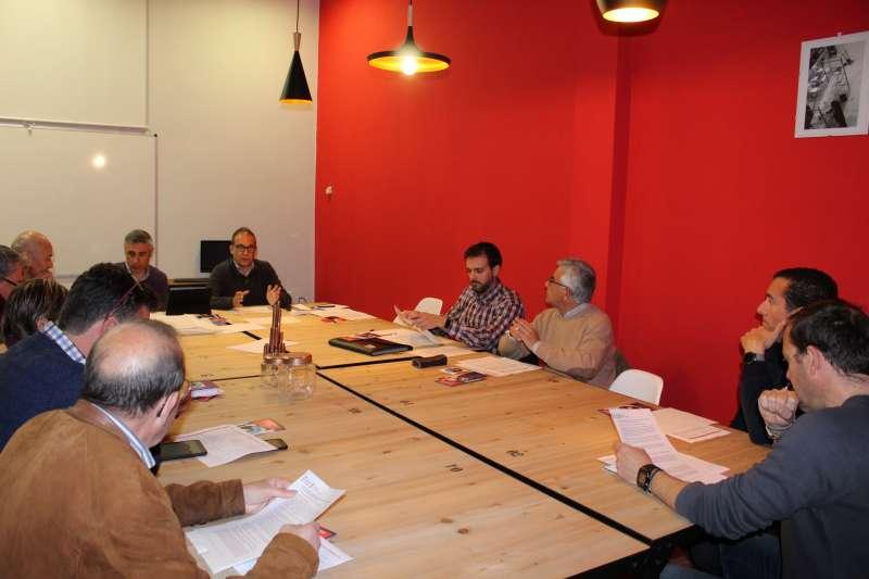 Reunión del Consejo Económico y Social