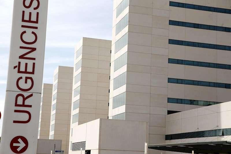 Urgencias del Hospital la Fe de Val�ncia. EFE/Archivo
