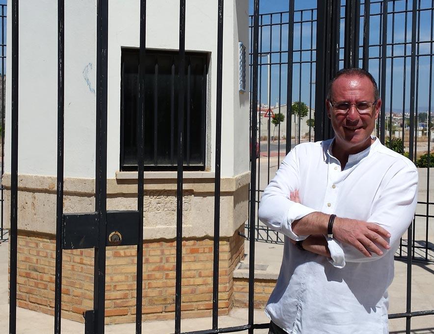 Juanvi Pérez.