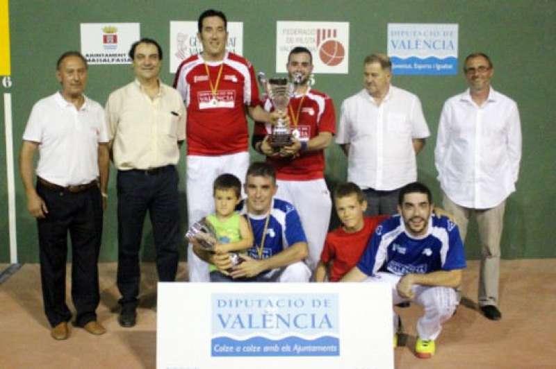 Campionat Diputació de Frontó. EPDA