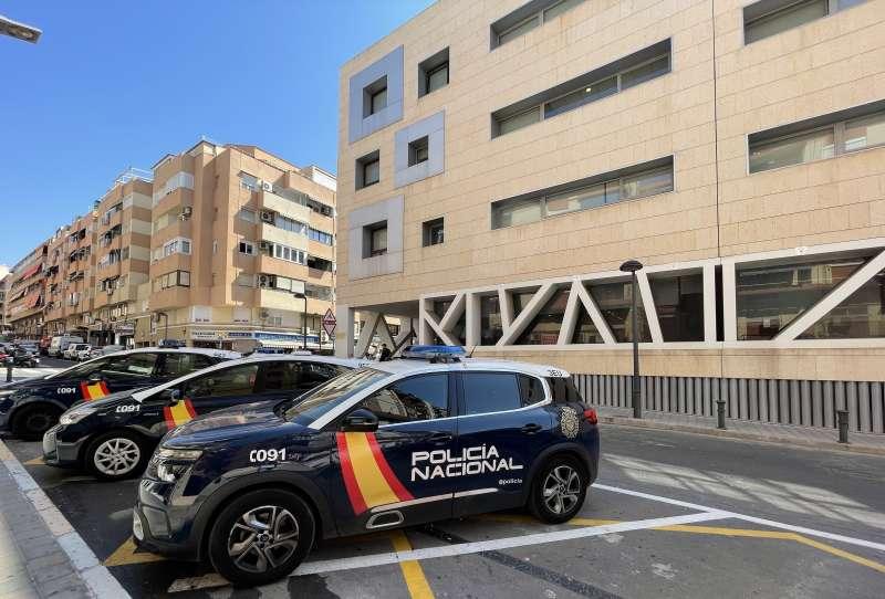 Policía/EPDA