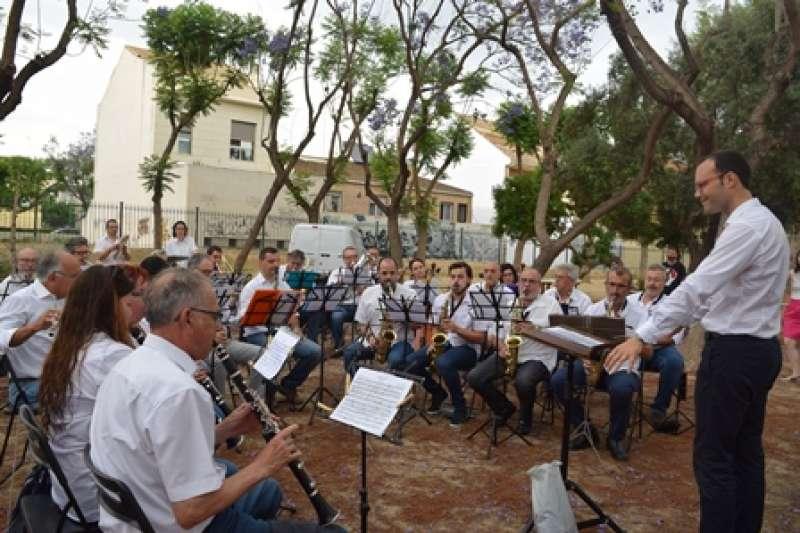 Celebració de les jornades a Sedaví. EPDA
