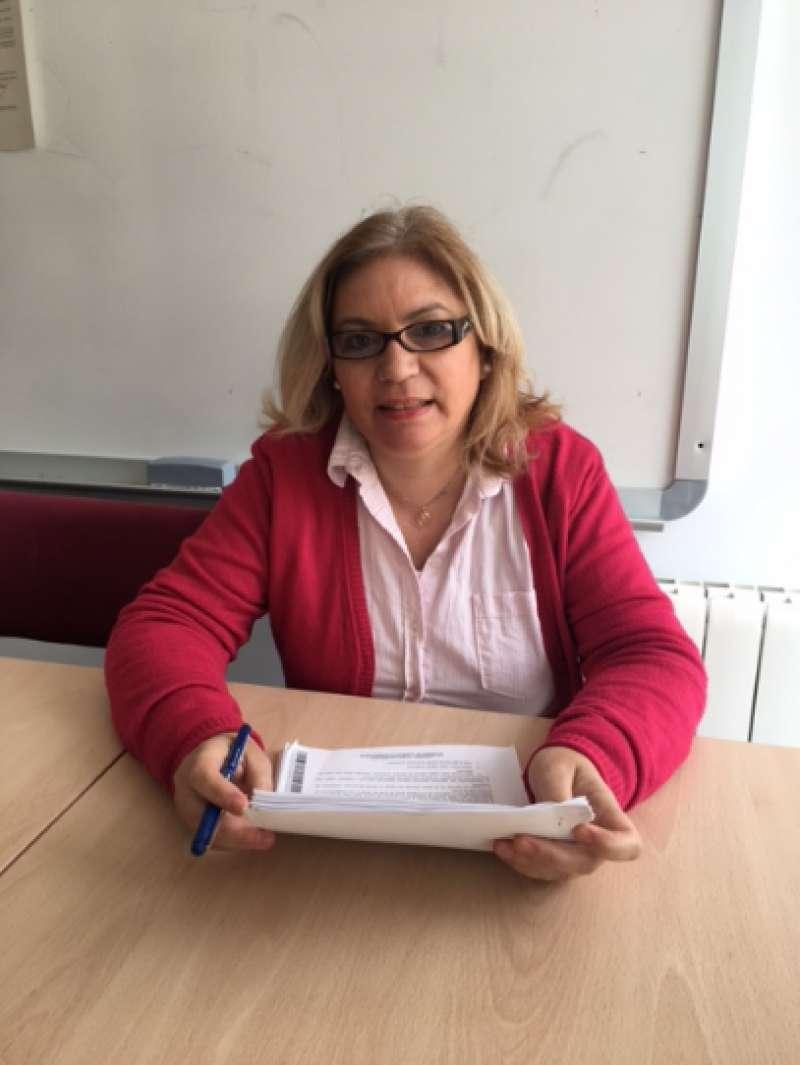 María Amor Uviedo. EPDA