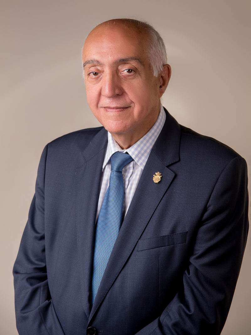 Vicent Pastor, alcalde de Massanassa. EPDA