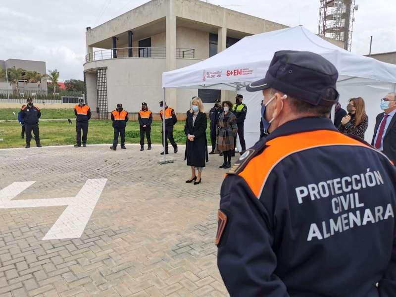Acto Protección Civil/EDPA