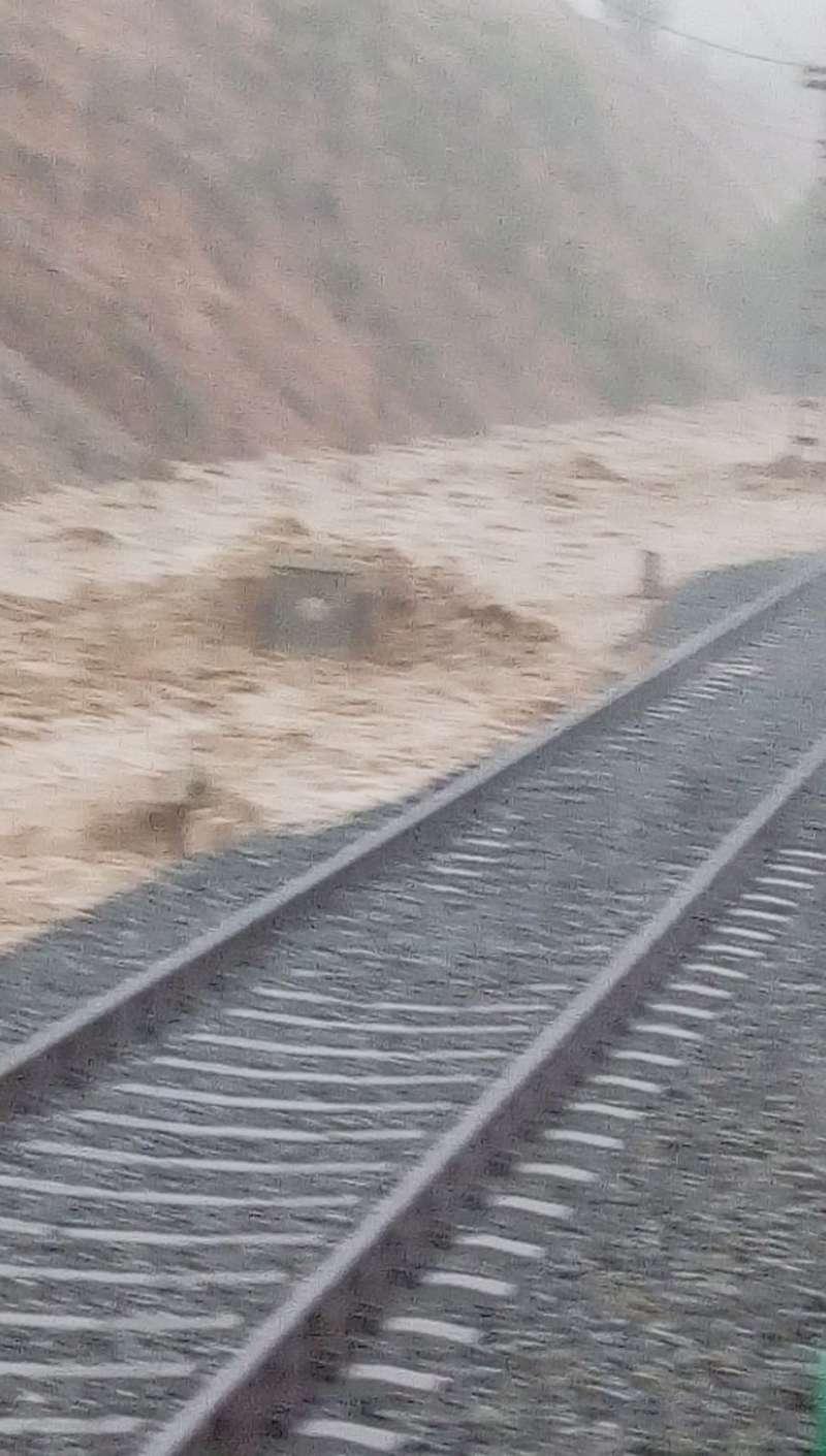 Paso ferroviario en Fuente la Higuera. / EPDA