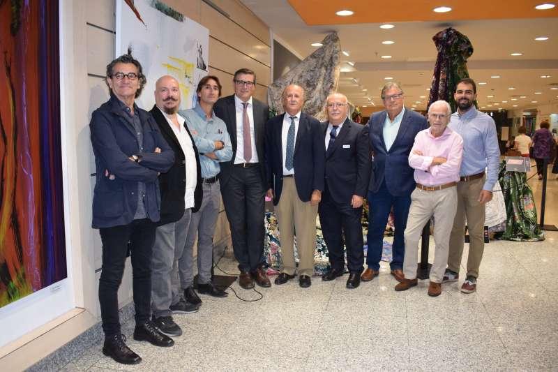 Participantes en la inauguración. EPDA