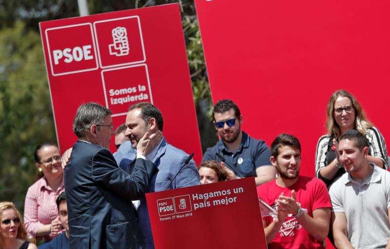 Fiesta de la Rosa del PSPV-PSOE