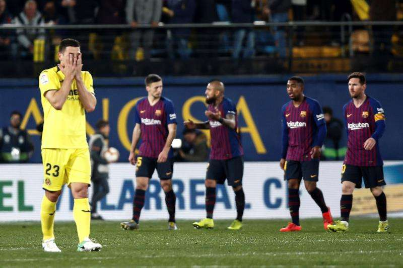 El defensa italiano del Villarreal CF Daniele Bonera. EFE