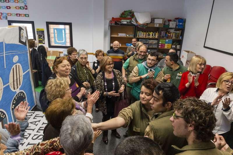 Imatge de la trobada