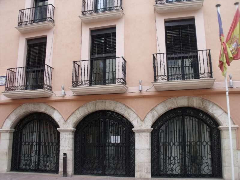 Ajuntament Pobla Llarga. Foto archiu EPDA