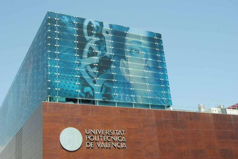 Universidad Politécnica de Valencia, foto de archivo.