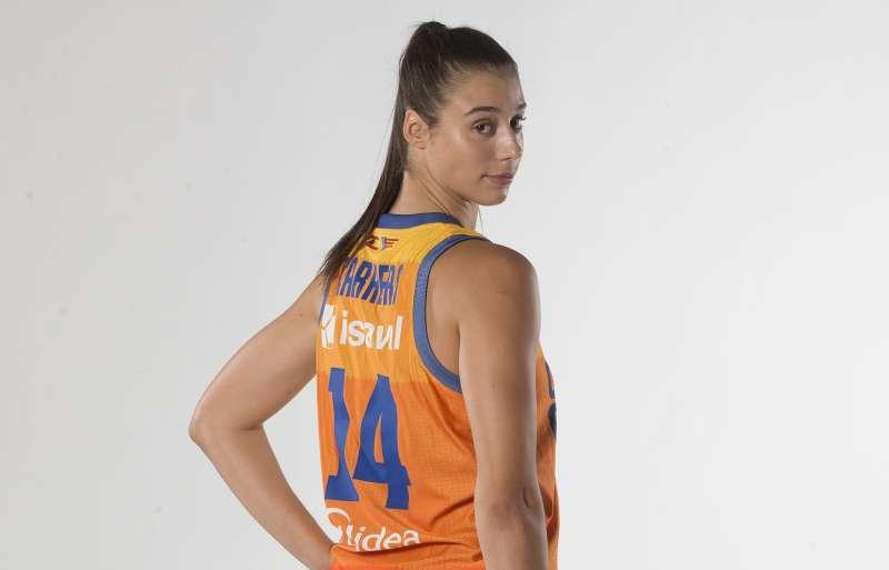 Raquel Carrera./ VBC (Miguel Ángel Polo)