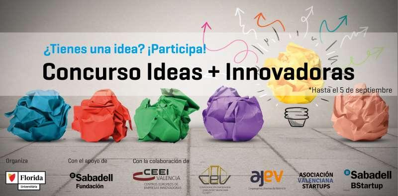 VII Edición del Concurso Ideas + Innvodoras