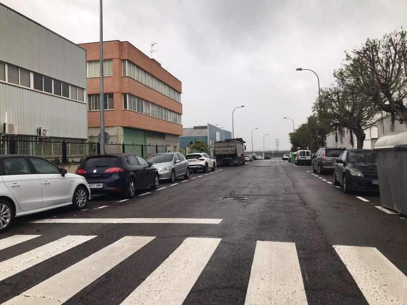 Área empresarial de Moncada. EPDA